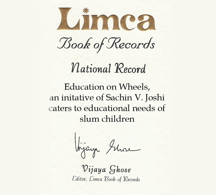 limca book of records national record